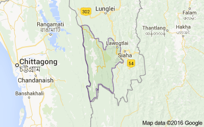 Lawngtlai district, Mizoram