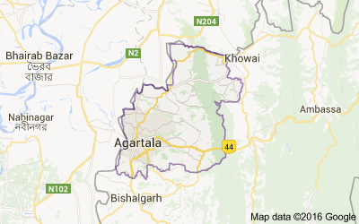 West Tripura district, Tripura