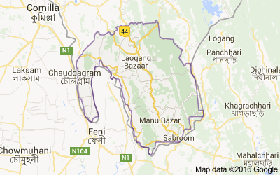 South Tripura district, Tripura