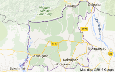 Kokrajhar district, Assam