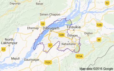 Dibrugarh district, Assam