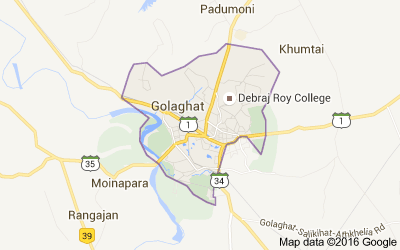 Golaghat district, Assam