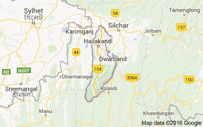 Hailakandi district, Assam