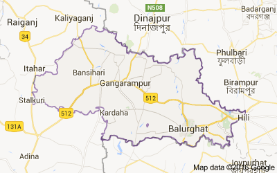 Dakshin Dinajpur district, West Bengal