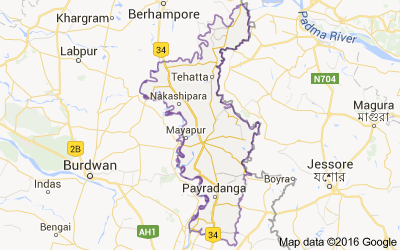 Nadia district, West Bengal