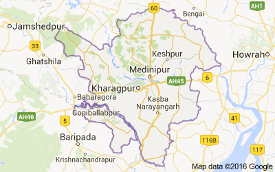 Paschim Medinipur district, West Bengal