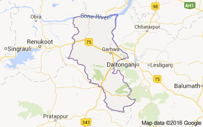 Garhwa district, Jharkhand