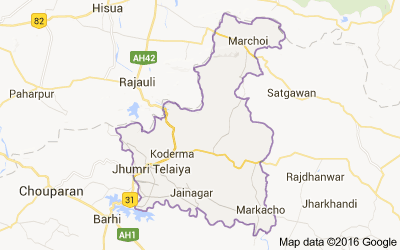 Kodarma district, Jharkhand