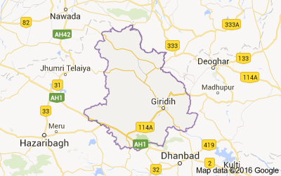 Giridih district, Jharkhand