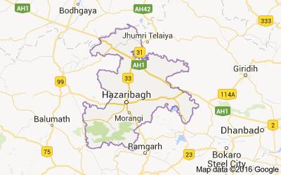 Hazaribagh district, Jharkhand