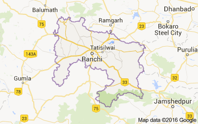 Ranchi district, Jharkhand