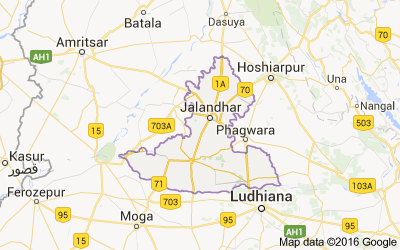 Jalandhar district, Punjab