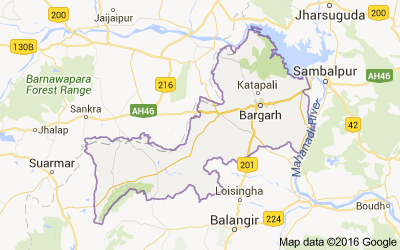 Bargarh district, Odisha