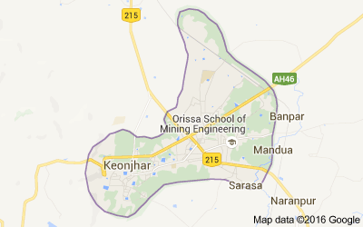 Kendujhar district, Odisha
