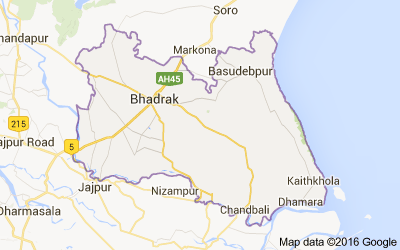 Bhadrak district, Odisha