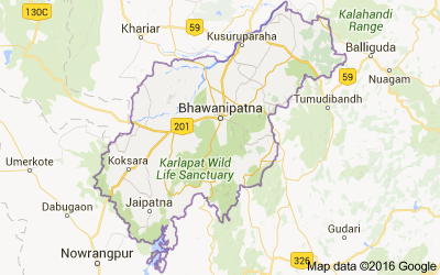 Kalahandi district, Odisha