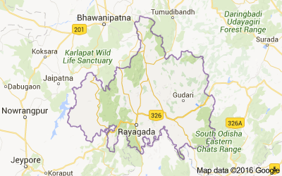 Rayagada district, Odisha