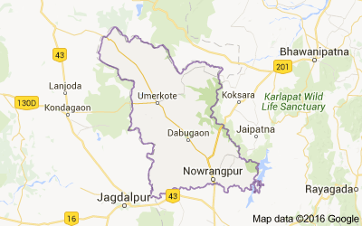 Nabarangapur district, Odisha