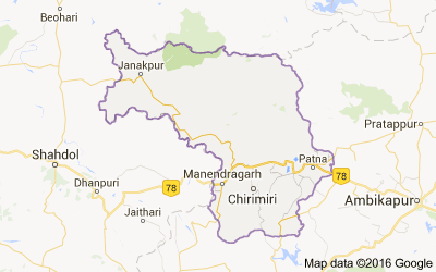 Koriya district, Chhattisgarh