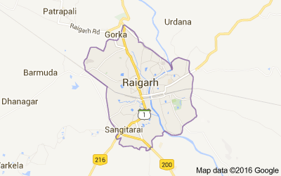 Raigarh district, Chhattisgarh