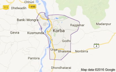 Korba district, Chhattisgarh