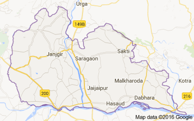 Janjgir - Champa district, Chhattisgarh