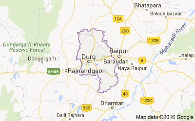 Durg district, Chhattisgarh