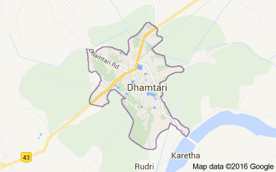 Dhamtari district, Chhattisgarh