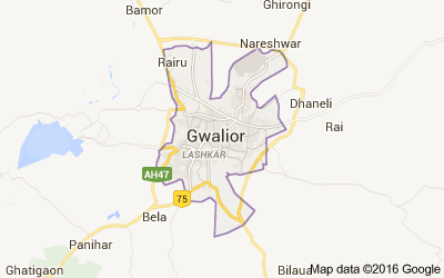Gwalior district, Madhya Pradesh