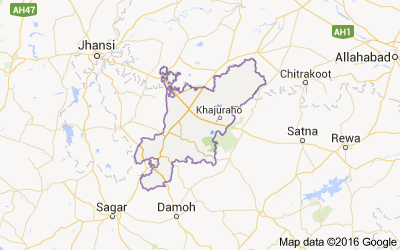 Chhatarpur district, Madhya Pradesh