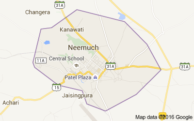 Neemuch district, Madhya Pradesh