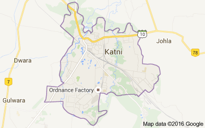 Katni district, Madhya Pradesh
