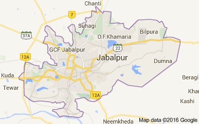 Jabalpur district, Madhya Pradesh