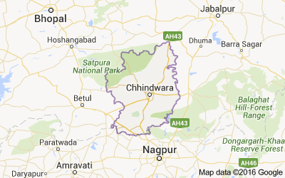 Chhindwara district, Madhya Pradesh