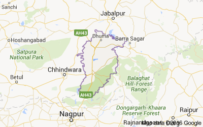 Seoni district, Madhya Pradesh