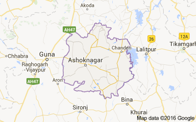 Ashoknagar district, Madhya Pradesh