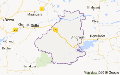 Singrauli district, Madhya Pradesh