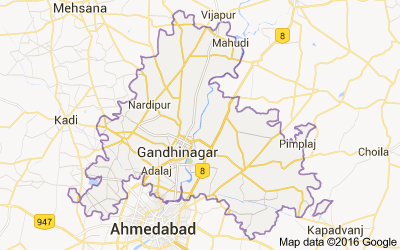 Gandhinagar district, Gujarat