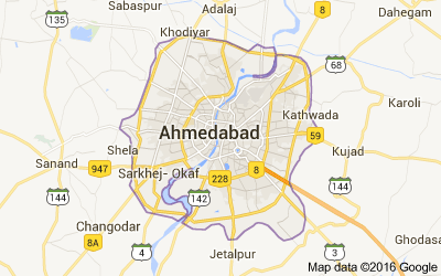Ahmadabad district, Gujarat