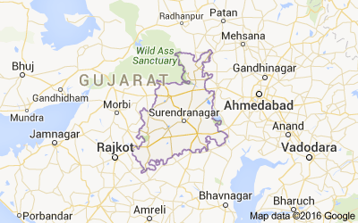 Surendranagar district, Gujarat