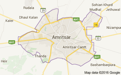 Amritsar district, Punjab