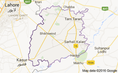 Tarn Taran district, Punjab