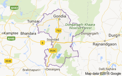 Gondiya district, Maharashtra