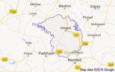 Hingoli district, Maharashtra