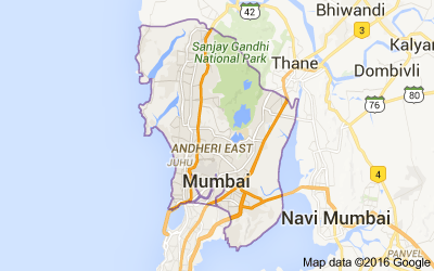 Mumbai Suburban district, Maharashtra