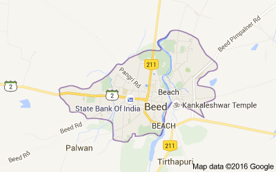 Bid district, Maharashtra