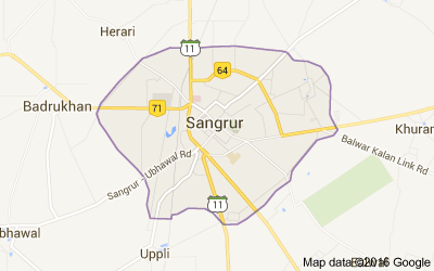 Sangrur district, Punjab