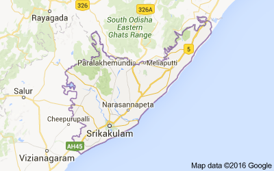 Srikakulam district, Andhra Pradesh