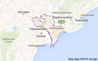 Krishna district, Andhra Pradesh