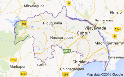 Guntur district, Andhra Pradesh